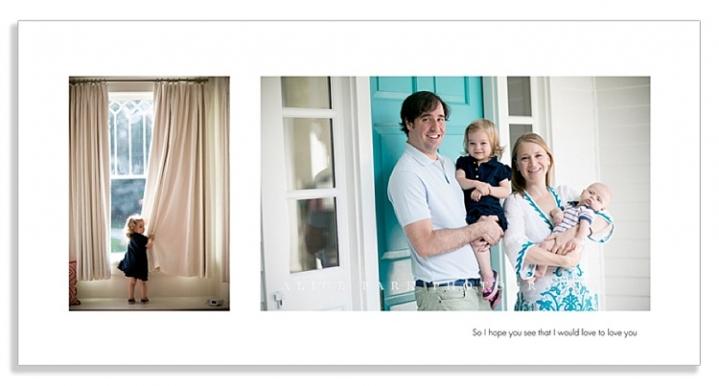 folio books, family keepsake, photo album, family album, first year, OYP, One Year Plan, baby